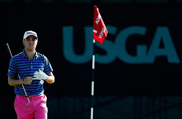 U.S. Open - Round Two