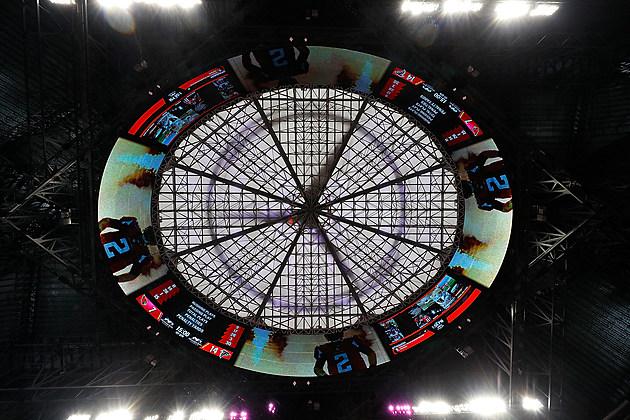 Mercedes-Benz Stadium Walkthrough Tour