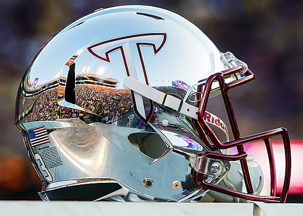 COLLEGE FOOTBALL: SEP 30 Troy at LSU