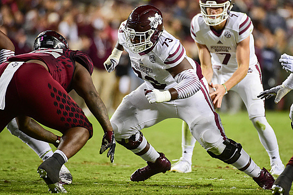 COLLEGE FOOTBALL: OCT 28 Mississippi State at Texas A&M